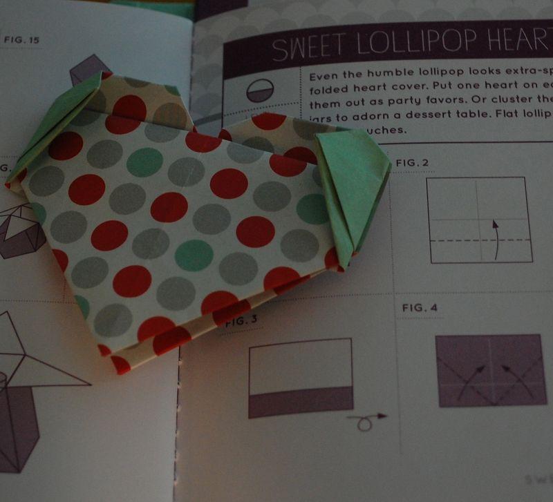 Sweet lollipop heart cover