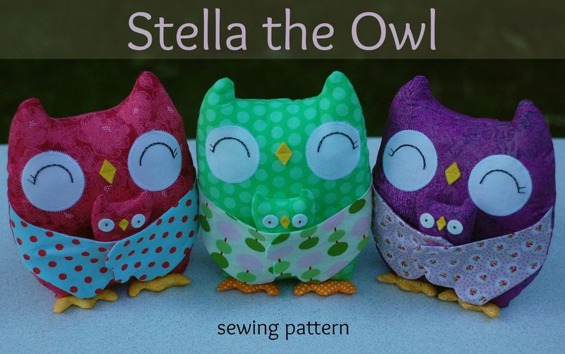 Stella the Owl Cover