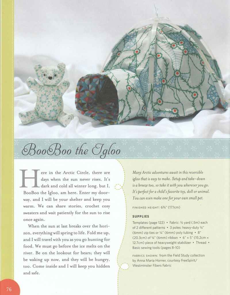 Igloo by Kerry Goulder