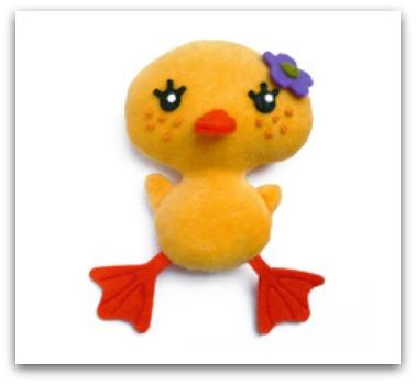 Duck softie