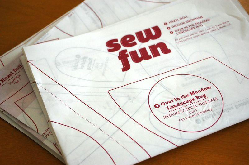 Sew fun templates
