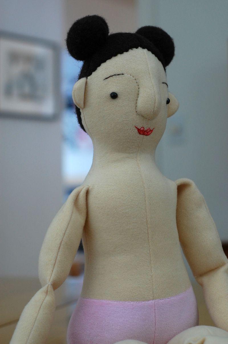 Hazel doll 2