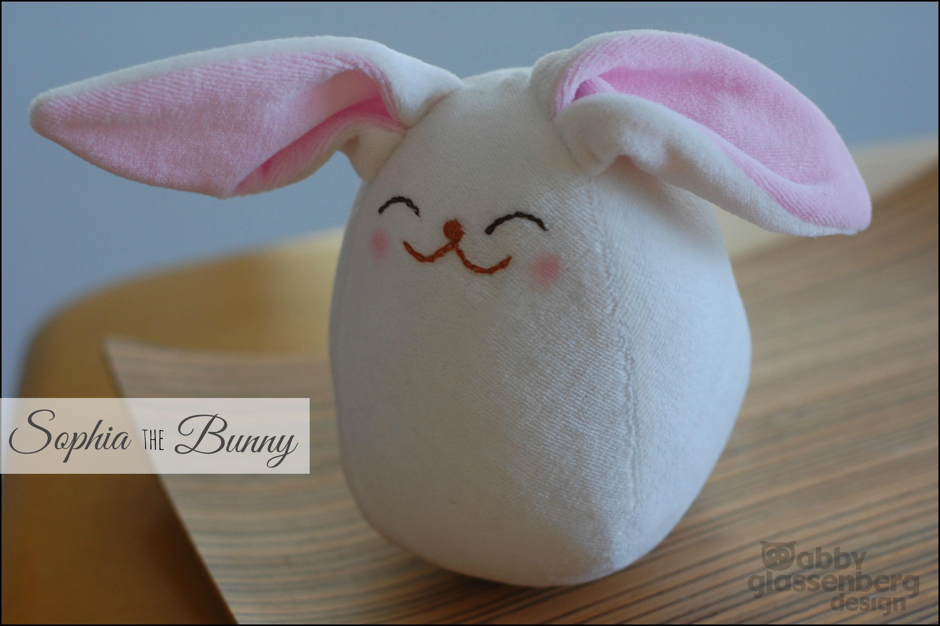 Free Pattern: Sophia the Bunny