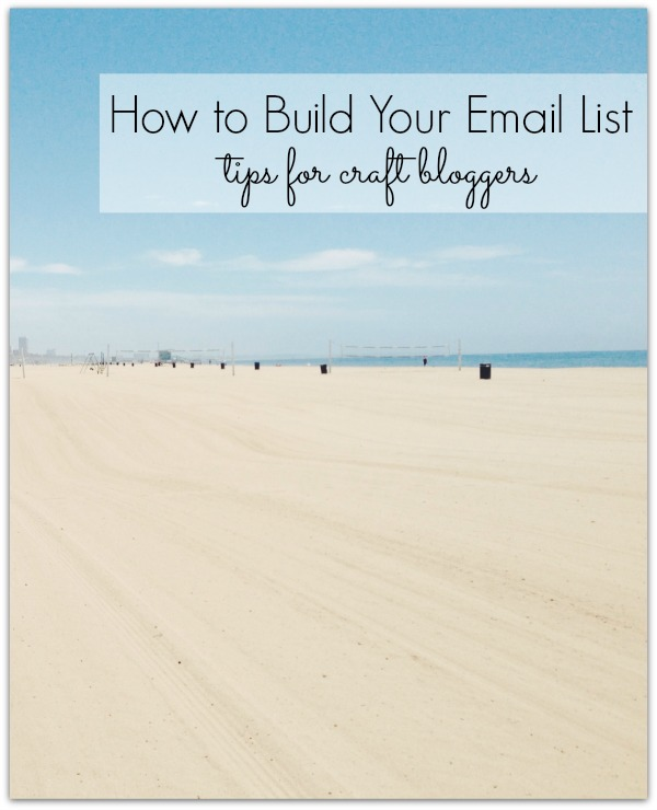 Email List Graphic