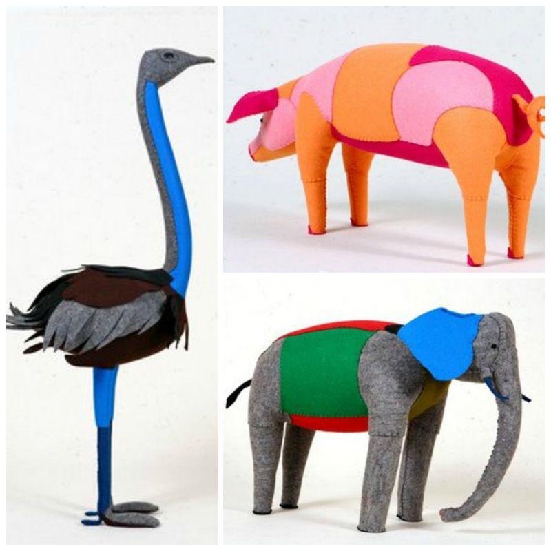 Mariela marabi animals