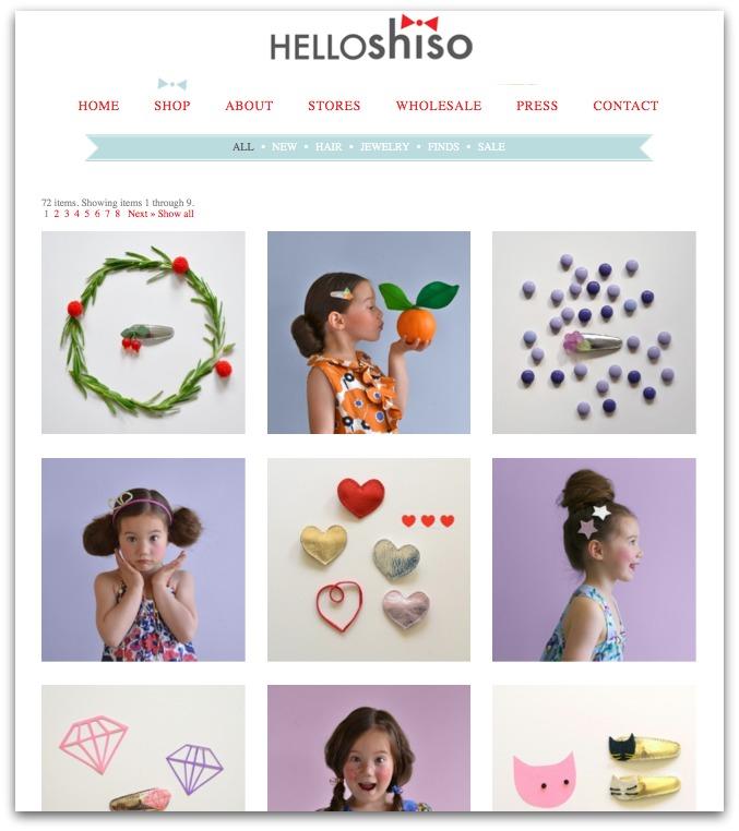 Hello Shiso Online