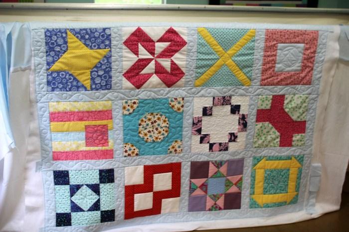 quilt-along-quilt by Vanessa Wilson