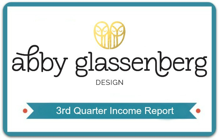 3nd-Quarter-Income-Report Graphic