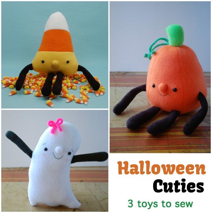 Halloween Cuties Collage