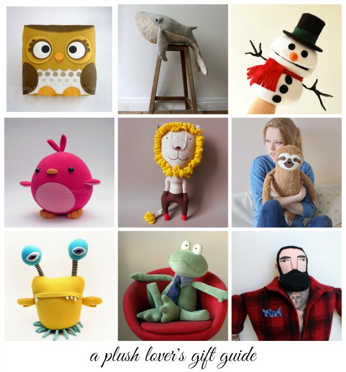 A plush lovers gift guide