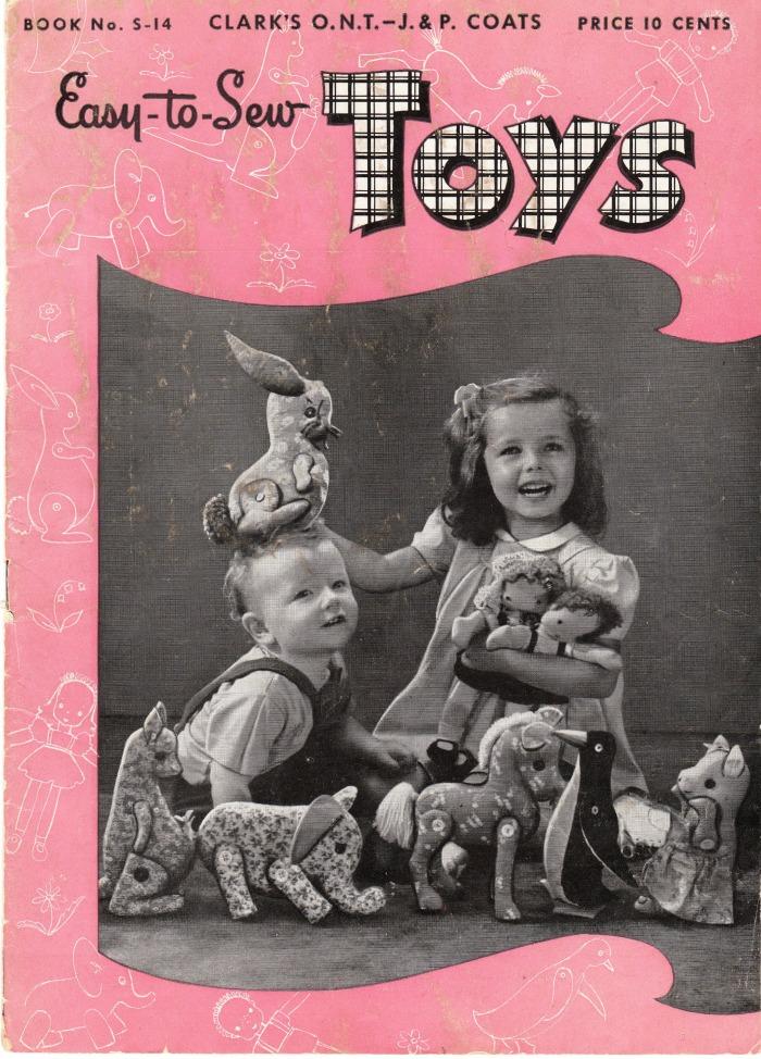 Easy-to-Sew-Toys