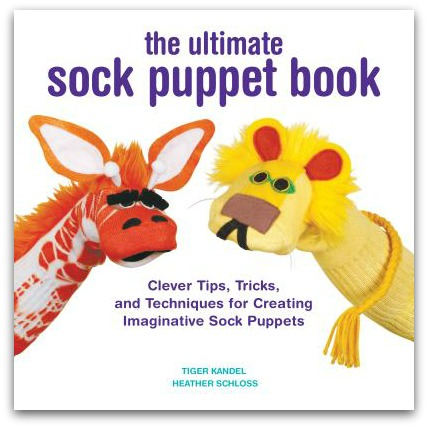 Ultimate Sock Puppet Book