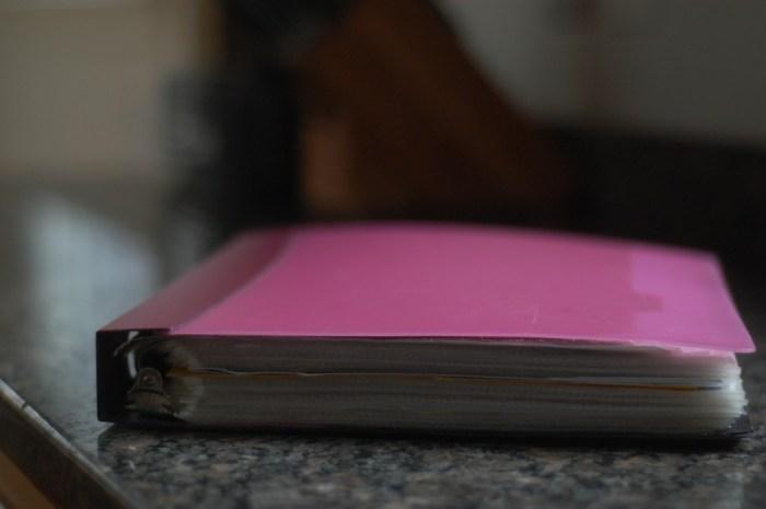Recipe Notebook 2