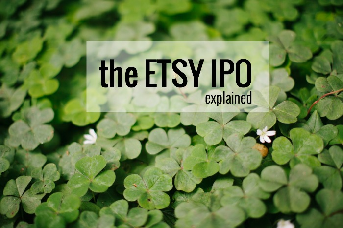 ETSY IPO explained