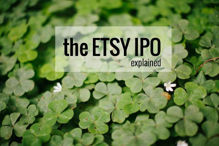 ETSY IPO explained