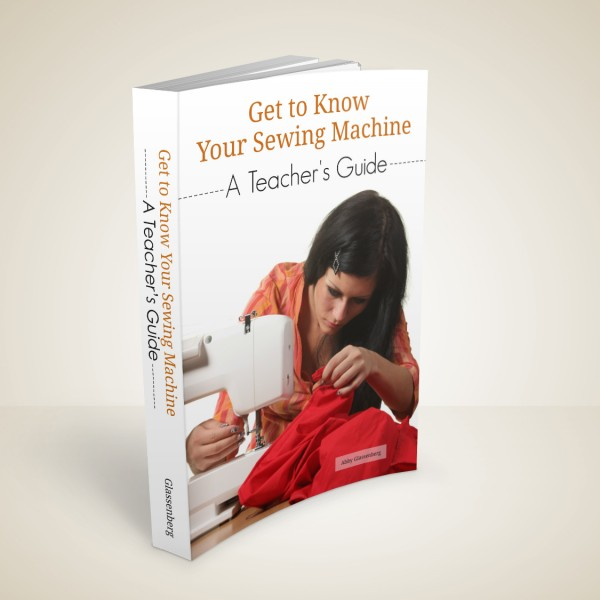 Teaching People To Use A Sewing Machine Whileshenaps Mesmerizing How To Use A Sewing Machine Book