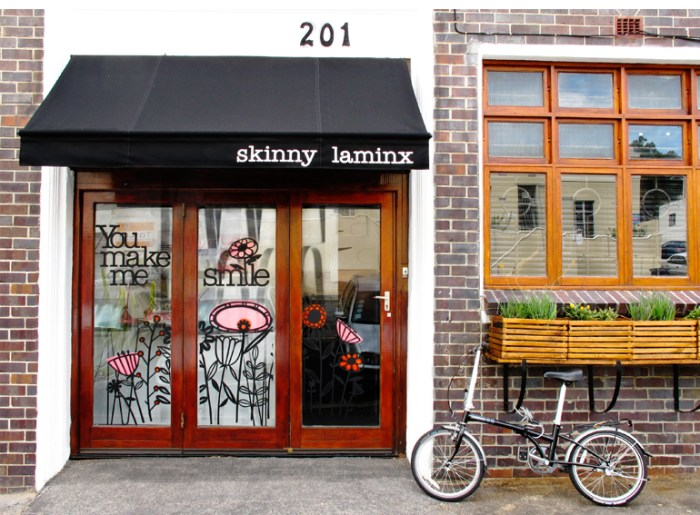 Skinny LaMinx Bree Street Shop