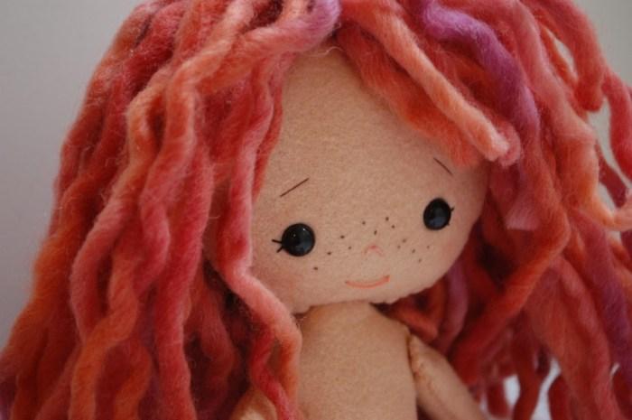 My Felt Doll doll