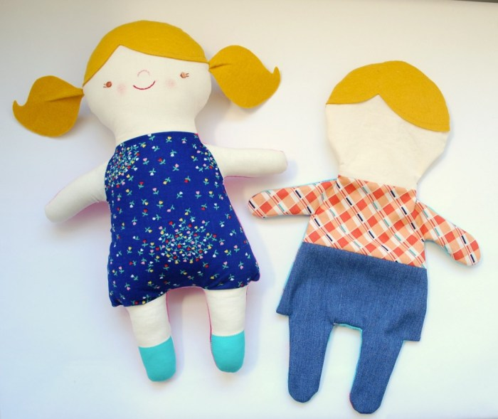 Awake Dolls in progress