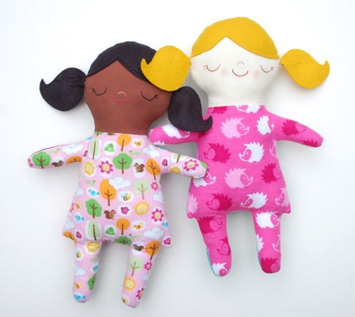 Asleep Dolls