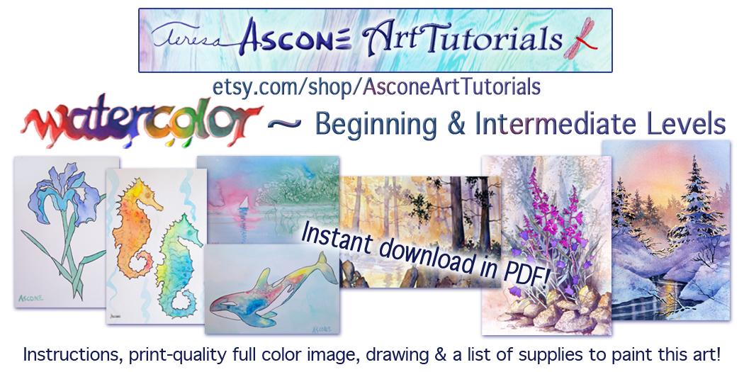 Teresa Ascone Watercolors