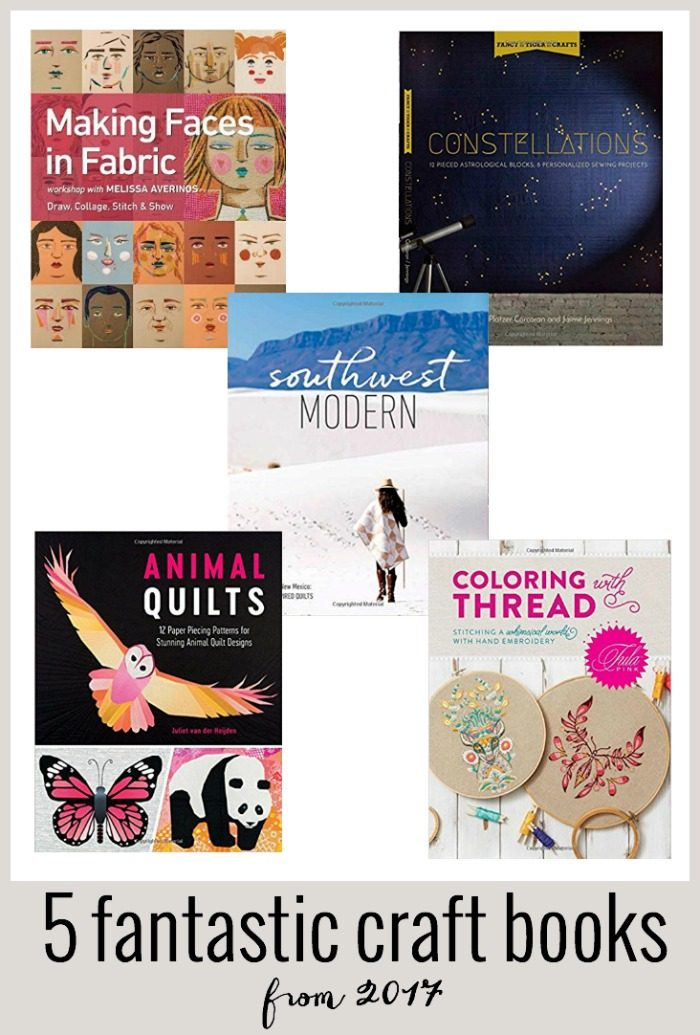 5 fantastic craft books 2017