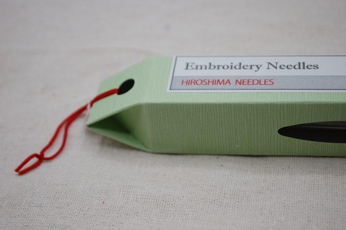 Tulip embroidery needles