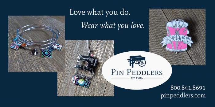 Pin Peddlers