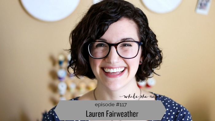 Episode 117 Lauren Fairweather