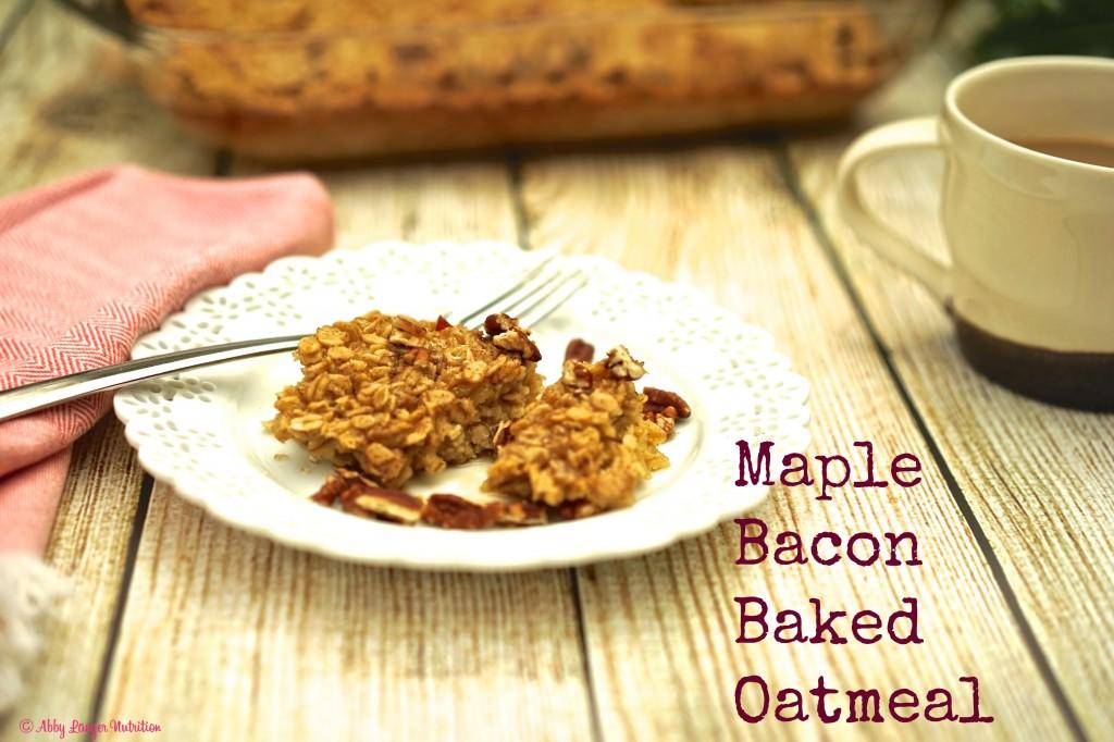 Baked Oatmeal 30
