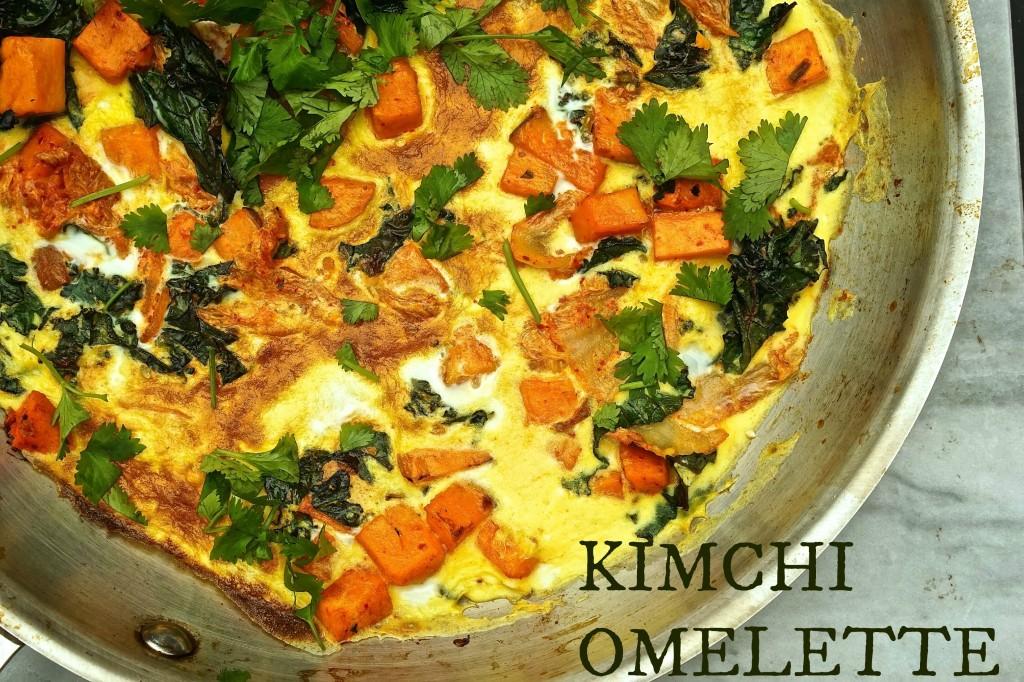 Kimchi Omelette 20