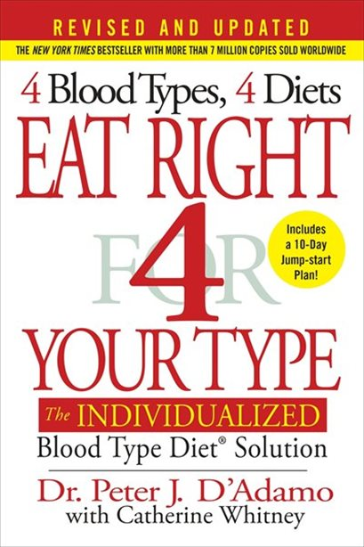 blood type based diets