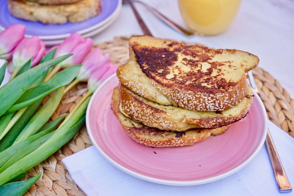 Florida Orange Juice French toast recipe