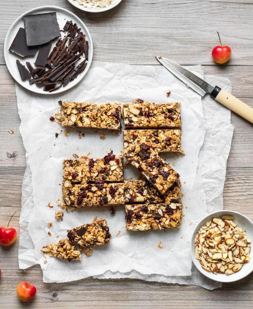 oat bar recipe
