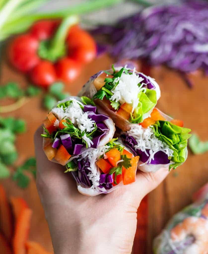 fresh roll recipe