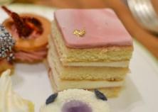 A Victoria cake.