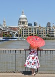 Parasol and St Paul's.