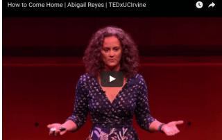 Abby Reyes, TEDxUCIrvine