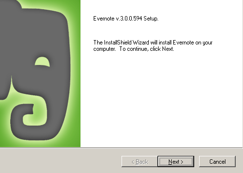 How to install Evernote 3.0 on Ubuntu (1/3)