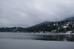 hdr lake and mountains-3