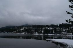 hdr lake mountains-2