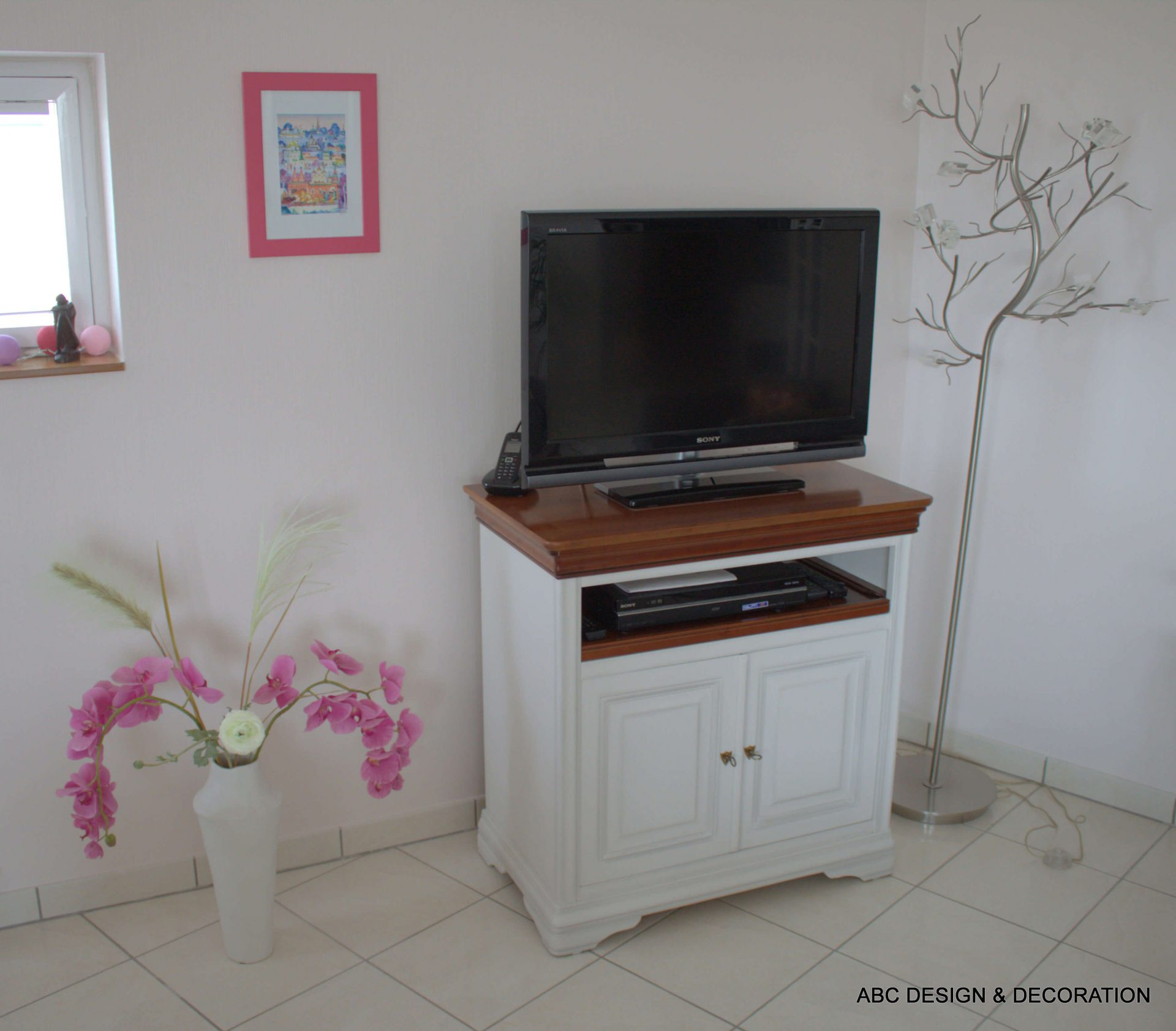 relooking bibliotheque meuble tv abc