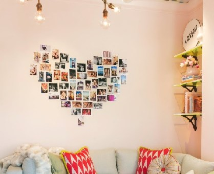Ideas For A Family Photo Wall