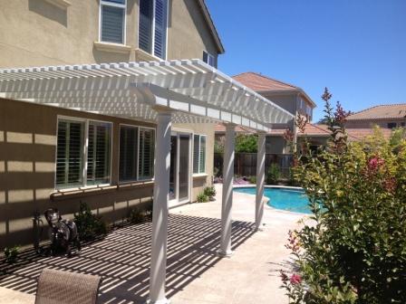 lattice covers sc construction modesto ca