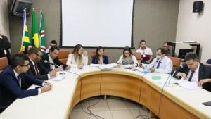 Reunião da CCJ nesta quarta-feira (18/4)   Foto: Divulgação / Câmara Municipal
