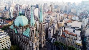 Média é de 2,5 habitantes por domicílio no centro expandido de São Paulo, enquanto a municipal é 3,14 Foto: Rafael Arbex/Estadão