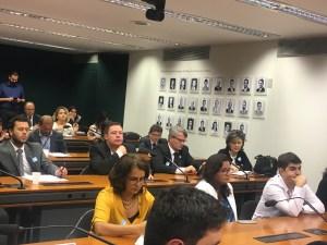 Gestores públicos de Companhias, agências e Secretarias associadas à ABC compareceram a audiência pública em busca de soluções para o orçamento prevista para o próximo ano e a resolução da ANEEL. Foto: Arquivo ABC