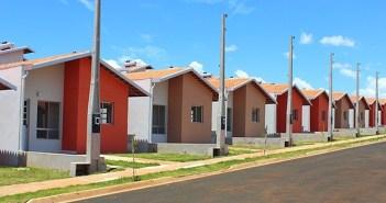 Imóveis do Minha Casa Minha, Vida em Congonhas (MG) — Foto: Reprodução / Prefeitura de Congonhas (MG)