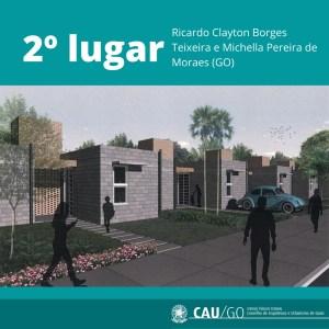 Imagem: Divulgação/CAU GO/ Agehab GO