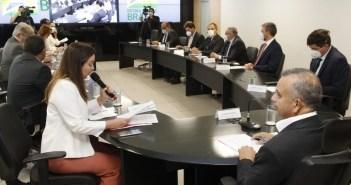 Estratégia assinada nesta segunda-feira tem como objetivo fomentar que empresas adotem critérios ASG (ambiental, social e governança) para a execução de seus empreendimentos em desenvolvimento regional. Foto: Adalberto Marques/MDR